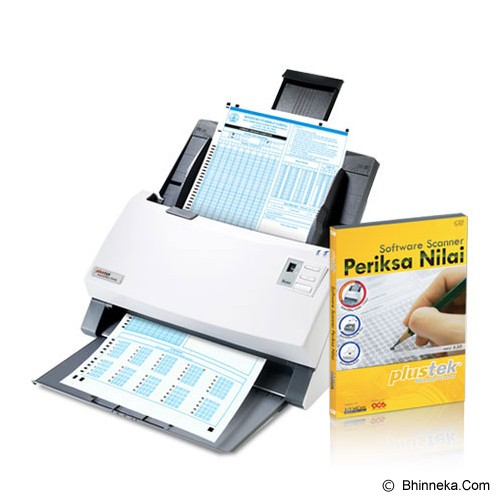 PLUSTEK SmartOffice [PS406] + Software LJK - Scanner Multi Document